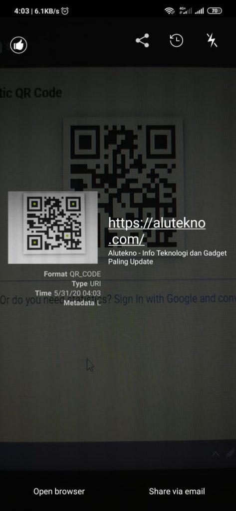 qr barcode scanner 2 473x1024 - Cara Scan Barcode dan QR Code di HP Android