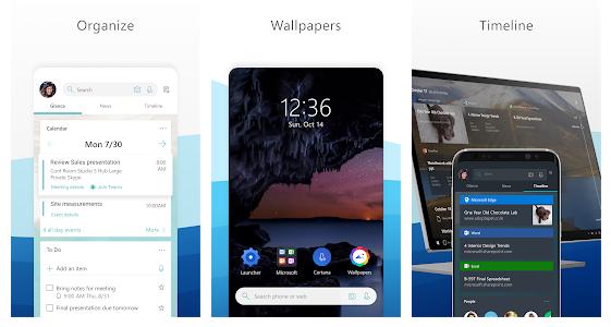 image 17 - 10 Launcher Terbaik HP Android