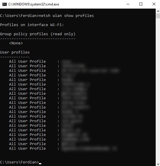 image 26 - Cara Melihat Password WIFI di PC Windows 10