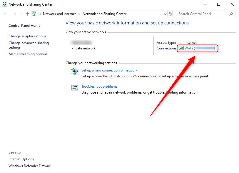 image 30 - Cara Melihat Password WIFI di PC Windows 10