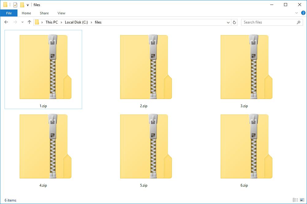 file zip dan rar - Cara Membuat File RAR dan ZIP dengan Mudah