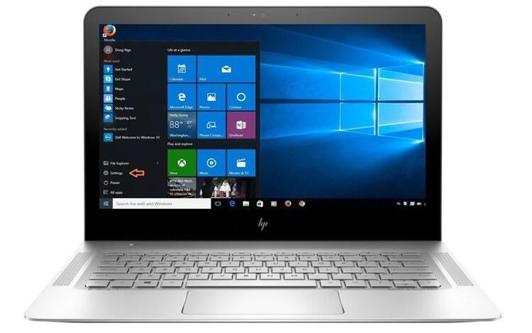 HP Envy 13 ad001TU edited - 10 Rekomendasi Laptop Terbaik untuk Programmer