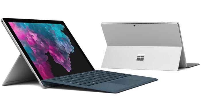 Microsoft Surface Pro 6 - 10 Rekomendasi Laptop Terbaik untuk Programmer