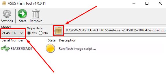 image 20 e1601457626405 - Cara Flash Asus Zenfone C Z007 Via ADB & Flash Tool