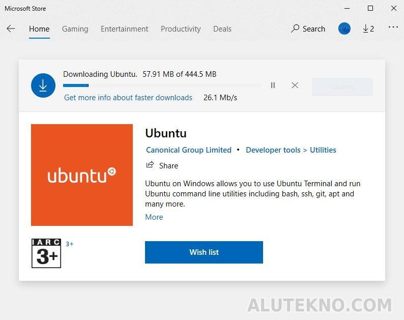 ubuntu - 2 Cara Install Termux di PC Tanpa Emulator