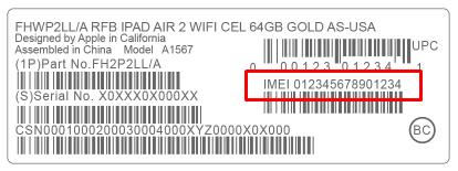 image 17 - 5 Cara Cek IMEI iPhone Asli dan Palsu dengan Mudah