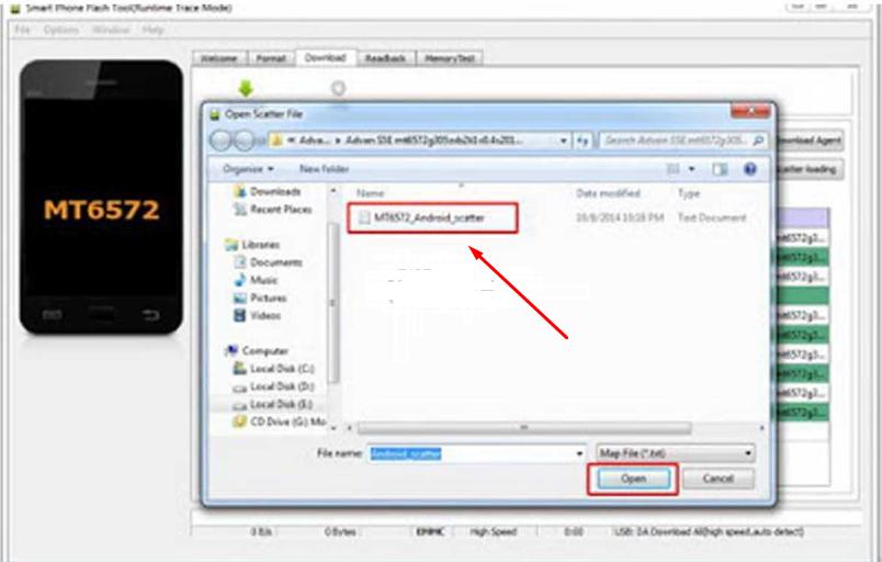 image 2 - 2 Cara Flash Oppo Joy3 / A11W  Tanpa PC Paling Mudah