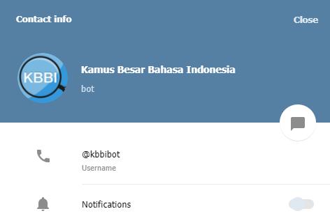image 64 - Kumpulan Bot Telegram Terbaik dan Paling Keren