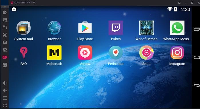 koplayer - 10 Rekomendasi Emulator Android Paling Ringan untuk PC / Laptop