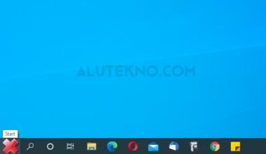 mengatasi start menu windows 10 yang tidak berfungsi